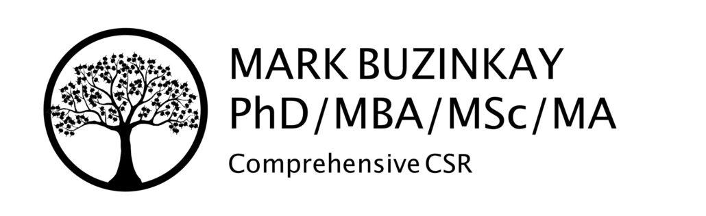 Mark Buzinkay, PhD: Beratung in Unternehmensethik